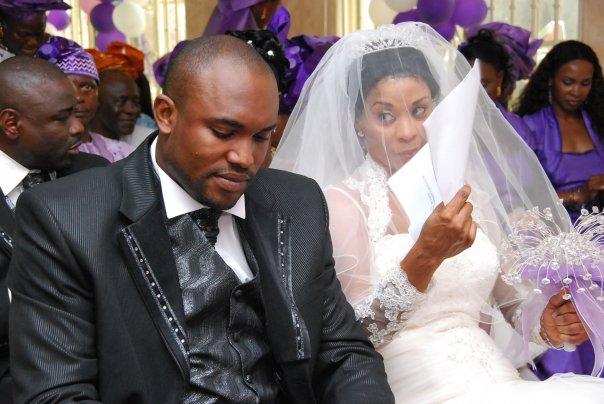 Oby edozie wedding pictures